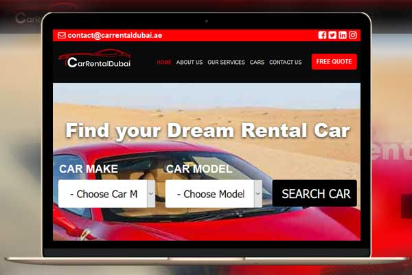 Website Design Company in Dubai